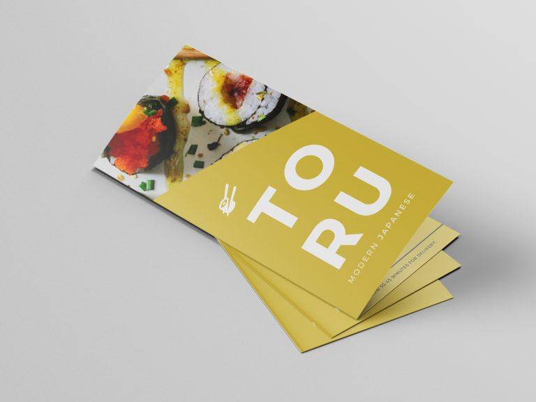 Leaflet - Folded B2