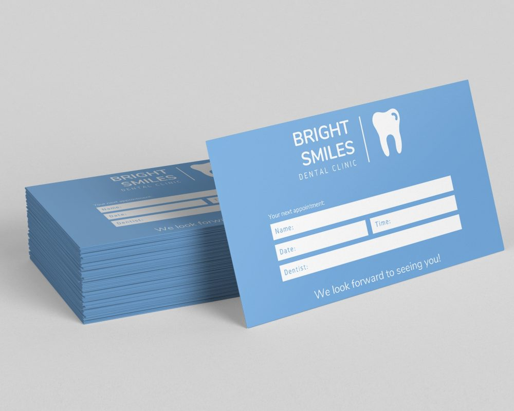 Appointment Cards B