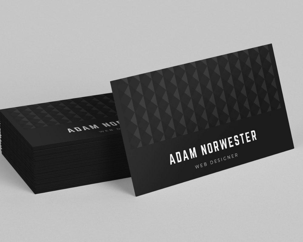 Business Cards - Matt